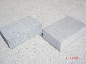 bloczek betonowy, brukowy i elewacyjny 38x24x12