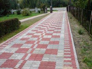 zastosowanie kostki betonowej gr. 6 cm