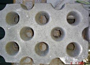 płyta ażurowa ii 60x40x10